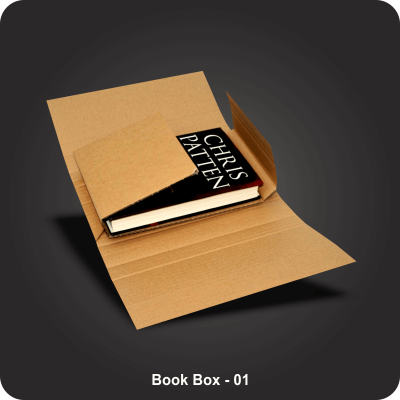 Custom Printed Book Boxes