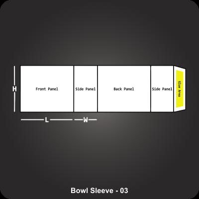 Bowl Sleeve