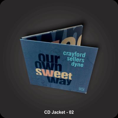 CD Jacket