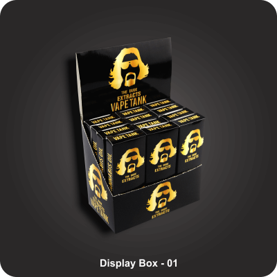 Custom Printed Display Boxes