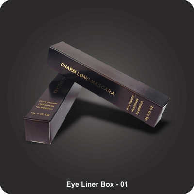 Custom Printed Eyeliner Boxes
