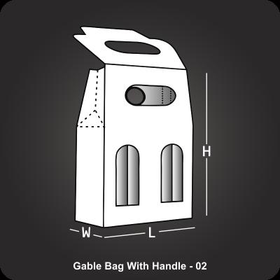 Gable Bag With Handle