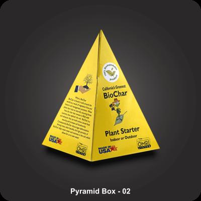 Pyramid Boxes