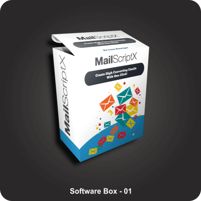 Custom Printed Software Boxes
