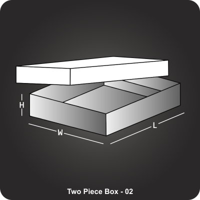 Two Piece Box