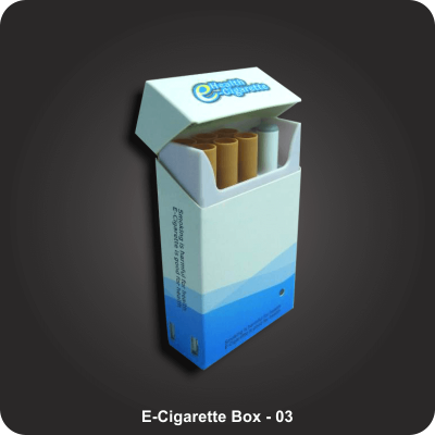 E-Cigarette Boxes