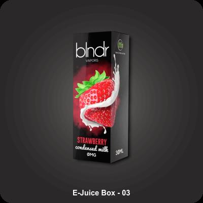 E-Juice Boxes
