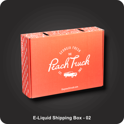 E-Liquid Shipping Boxes